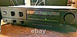 Nakamichi TA-1A High Definition Stereo Receiver Amplifier PHONO PREAMP SERVICED