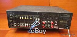 Nakamichi TA-4A High Definition Tuner Amplifier Receiver, Tested working