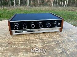 Nikko Vorverstärker, Nikko Amplifier, Nikko Pre-amplifier, Nikko Trm50