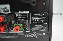 ONKYO TX-NR626 7.2-Channel Network AudioVideo Receiver #Mrev6