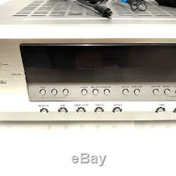 Onkyo HT-R340 660W 5.1 Channel Audio Video AV Home Theater Receiver WithRemote VGC