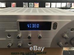 Outlaw Audio RR2150 Stereo Receiver Tested + Working Order LOUD with Remote