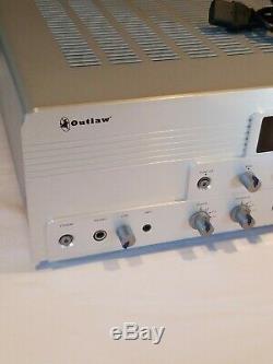 Outlaw RR 2150 Stereo receiver amplifier 100 wpc phono NAD Luxman Marantz Denon