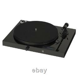 PRO-JECT JUKE BOX E Turntable Bluetooth Receiver + Built in Pre Amplifier BLACK