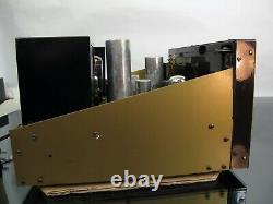 Pilot Model HF56 Mono AM FM Receiver KT66 6L6 Tube Preamp Amplifier