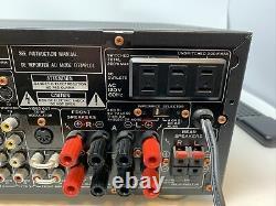 Pioneer AV Receiver Amplifier Pre Amp Tuner Stereo VSX-9500S Japan Phono Dolby
