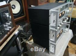 Pioneer Preamplifier C-1500 + Amplifier M-1500+ Tuner F-1500