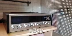 Pioneer SX-828 AM/FM Stereo Receiver (1972-74)
