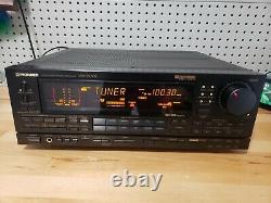 Pioneer VSX-9500S AV Receiver Amplifier Pre Amp Tuner Stereo Japan Phono Dolby