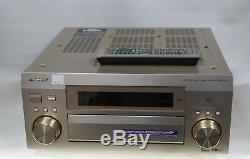 Pioneer VSX-D1011 7.1 Channel Dolby Digital THX Cinema Receiver Amplifier