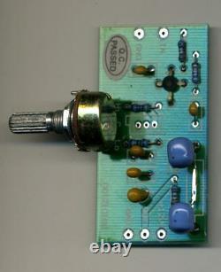 Pre-amplifier D' Antenna For Receiver Po Go