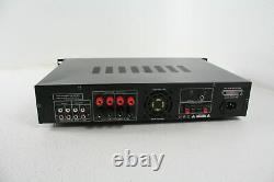 Pyle Bluetooth Hybrid Amplifier Receiver Home Theater Pre-Amplifier 3000 Watt