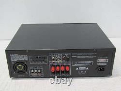 Pyle PD1000BT 4 Channel Pre Amplifier Receiver