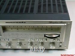 RARE Vintage Marantz 2500 Stereo Receiver Pre-Amp Amplifier Amp Audio Audiophile