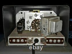 Rare RME RF ham 3 tubes vintage pre amplifier