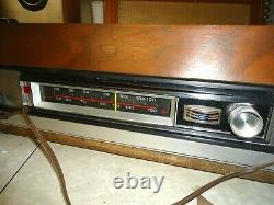 Rca Victor Stereo Amplifier + Tuner Pre-amp Model St-14, 2 Peaces