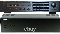 Rotel Rb 981 Power Amplifier & Tuner Receiver Preamp & Remote Works Great