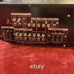 SONY STR-D460Z Receiver Amplifier Stereo Amp Record Phono Preamp Input 1990s