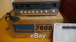 Sansui 7000 Awesome Box
