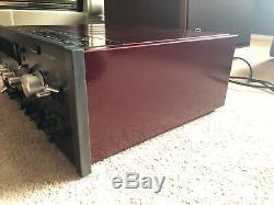 Sansui AU-20000 Integrated Amplifier, Powerful 170 WPC, Nice Condition