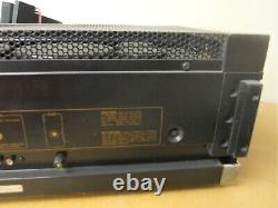 Sansui g 33000 Amplifier with a g 22000 Preamp