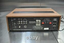 Sanyo JCX 2100KR Receiver Amplifier Preamp #7236