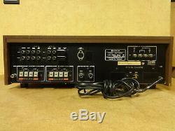 Sanyo Receiver DCX 4000l