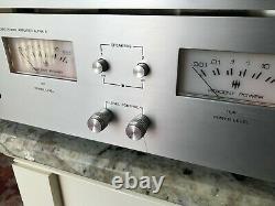 Scott Alpha 1 Preamplifier & Scott Alpha 6 Power Amplifier-Sweet Pair