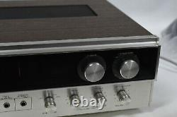 Sherwood S-7210 Quadraphonic AM/FM Stereo Dynaquad Receiver Integrated Amplifier