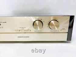 Shop Maintenance Products Rare Marantz Sc-11 Control Amplifier Preamp Moving