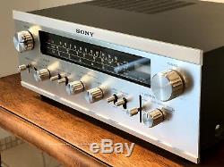 Sony STR 6045 L Solid State, Stereo Receiver, schöne Vintage Rarität aus 1971