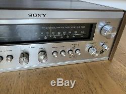 Sony STR-7035 Vintage 70s Hifi Receiver Silver Amplifier Amp
