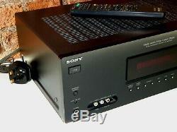 Sony STR-KG800 Dolby 5.1 Channel 3 HDMI Input Surround Sound Receiver + Remote