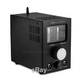 Stereo Vacuum Tube Headphone Amplifier USB DAC Bluetooth Receiver Audio Preamp