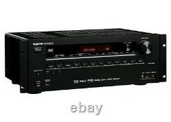 TASCAM PA-R200 Network AV 7.2 3D/4K Receiver/Pre-amplifier NEW