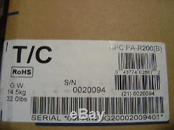 TASCAM PA-R200 Network AV 7.2 3D/4K Receiver/Pre-amplifier -S/N 0020094 -NEW
