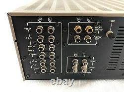 TECHNICS SU-8088 STEREO INTEGRATED AMPLIFIER MM MC Phono Preamp