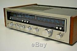 TRIO KR-5600 Stereo Receiver Hi-Fi Separate Amplifier With Phono Input JAPAN
