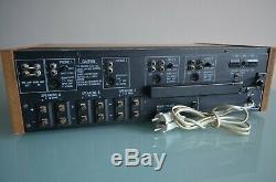 Tandberg TR-2075 AM/FM Stereo Receiver Top Model