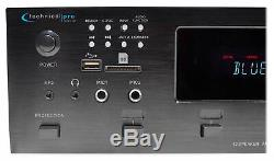 Technical Pro H12X500UBT 6000w 6-Zone 12-Speaker Home Theater Bluetooth Receiver