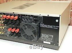 Technics SA-DA10 Light Gold Finish Dolby 5.1 Surround Sound Receiver Amplifier