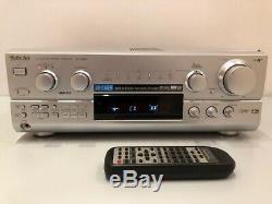 Technics SA-DX940 AV 5.1 Dolby Digital Amplifier Receiver+Turntable Phono stage
