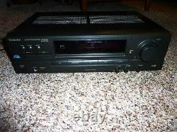 Technics SA-EX140 Stereo AM/FM Receiver Amplifier with Remote TESTED