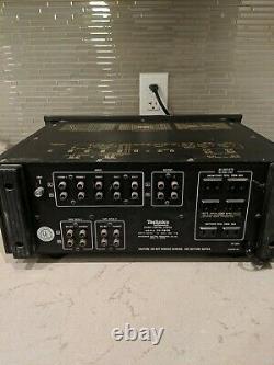 Technics SU9600 Pre-amplifier
