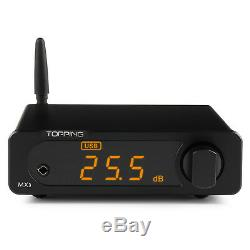 Topping MX3 Digital amplifier built-in Bluetooth receiver DAC Headphome Amp