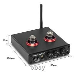 Tube-T5C HiFi Vacuum Tube Preamp Receiver USB DAC Stereo Headphone Amplifier BL