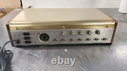 Ultra Rare Vintage Brook 4b Mono Tube Pre Amplifier