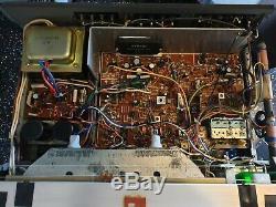 VINTAGE BUSH BS 3802AS HIFI AUDIO AMPLIFIER RECEIVER japan 70s wharfedale RANK