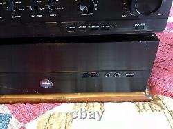 VINTAGE SAE TWO Hi-Fi System PA10 Amplifier/PA10 Pre-Amp/ T6 Tuner. As-is