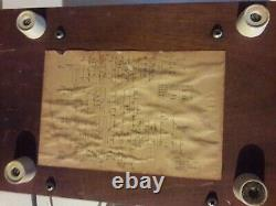 VTG RARE KLH Model Thirteen 13 Preamp for KLH Model Eight 8 amplifier